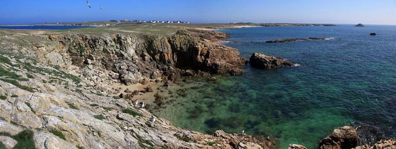 Gîtes proches de la côte, de la mer et des pages du Morbihan