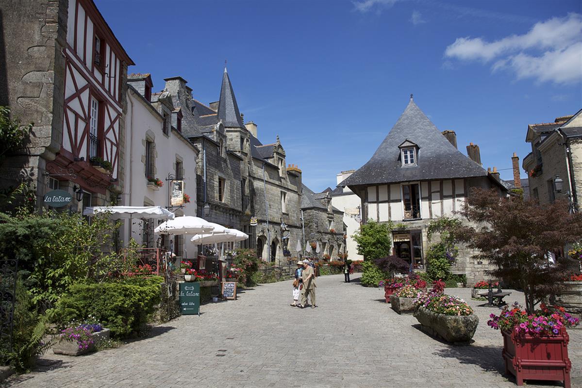 Gîtes - Rochefort en Terre