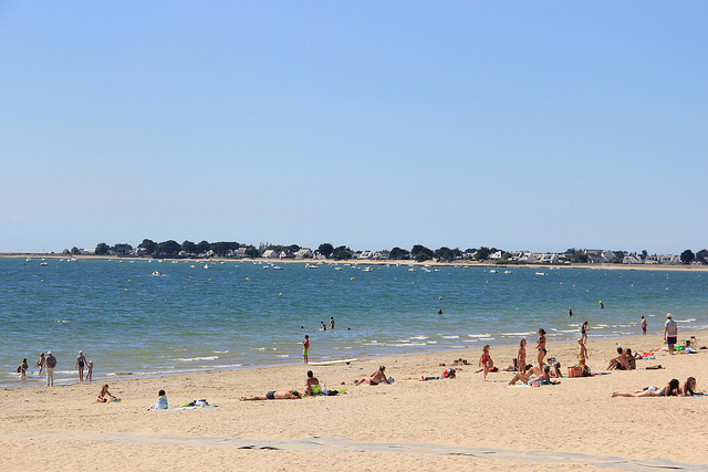 gîtes à la mer / plages morbihan